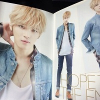 [PICS] Kim Jae Joong 10th ANNIVERSARY Premium Frame Stamp Set HMV Version