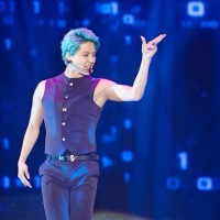 [HQ (KR) PRESS PICS] 150321 XIA Junsu 3rd Asia Tour Concert 'FLOWER' in Bangkok: Press Conference & Concert